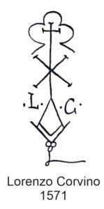 Logo Lorenzo Corvino